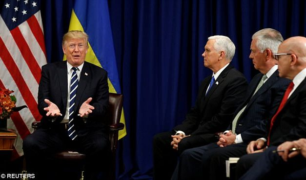 Puerto Rico Gov. Rossello 'Very Grateful' to Pres. Trump, Praises Federal Govt Response to Hurricane Maria