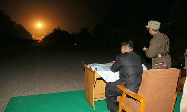 North Korea threatens US with nuclear strike and miserable and final ruin