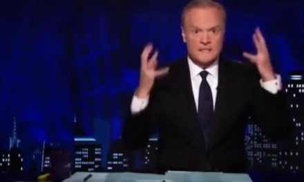 BREAKING: Leaked Footage Shows Unhinged Lawrence O'Donnell's Profanity-Laced Outtakes [VIDEO]