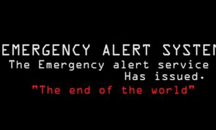 Apocalyptic emergency alert flashes on TVs, freaks out Californians