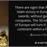 Report: France, Western Europe to be Majority Muslim in 40 Years