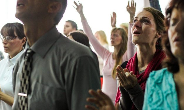"""""""Church Must Unite to Pray for the Next Great Move of God in America"""""""