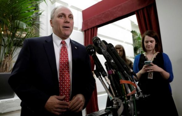 Steve Scalise Hails 'Power of Prayer,' 'Miracles' in First House Speech After Near-Fatal Shooting