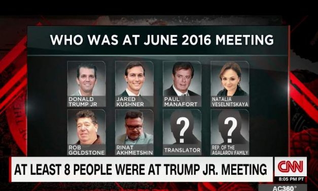 TOTAL SETUP: 3 of 5 Officials Who Met Don Trump Jr. at Trump Tower Were Tied to Fusion GPS
