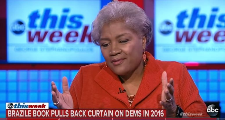 """Donna Brazile: """"They Don't Know What It's Like to Bury a Child. I did – Seth Rich."""" (VIDEO)"""