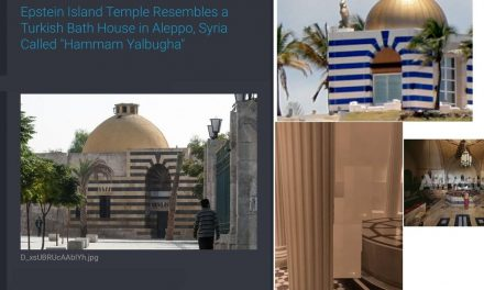 Jeffery Epstein Temple modeled after Turkish Bathhouse and MORE