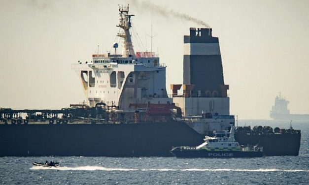 Tehran threatens to seize British oil tanker if Iranian ship not released