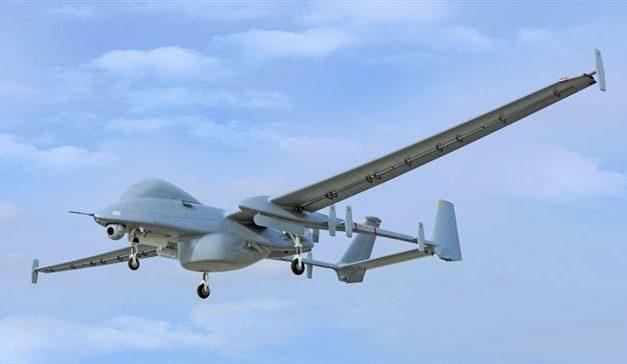 IRAQI HASHD AL-SHA'ABI FORCES SHOOT DOWN ISRAELI RECONNAISSANCE DRONE OVER NINEVEH
