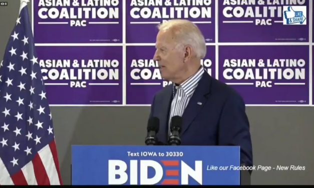 YIKES: Joe Biden Says 'Poor Kids Are Just as Bright and Just as Talented as White Kids' (VIDEO)