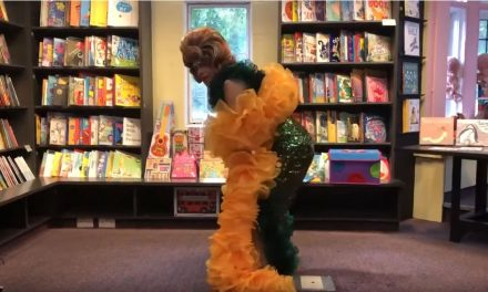 Children's story time at public libraries are featuring Drag Queens around the country promoting LGBT. Here is another shocking example