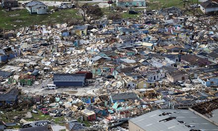 The public needs to prepare for unimaginable information of literally 1000's dead in Bahamas!!
