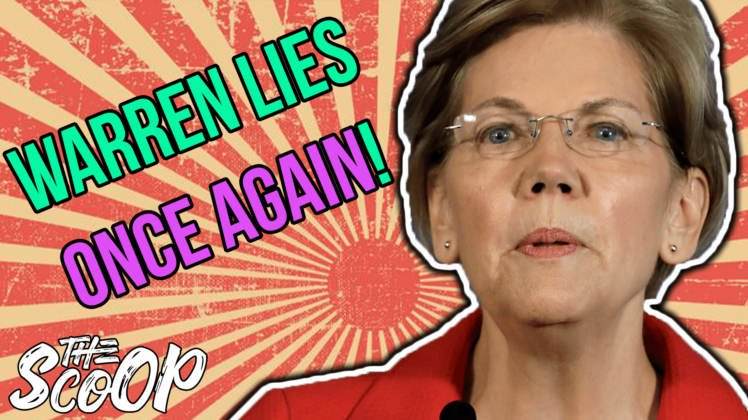 EXPOSED: Elizabeth Warren Caught Lying About Sending Her Son To Public School (VIDEO)