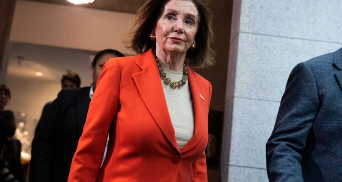 'Are You Ready?': Pelosi Asks Caucus to Rally Before Statement on Impeachment