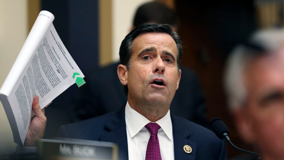 """""""I've Seen the Documents"""" – Rep. Ratcliffe Confirms Obama Deep State Was Lying and Spying on Trump Camp Way Before Opening Crossfire Hurricane"""