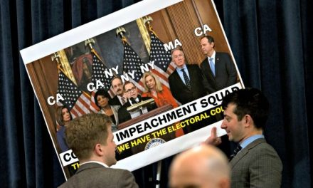 Report: Democrats Expect Wide Scale Defections on Articles of Impeachment Vote