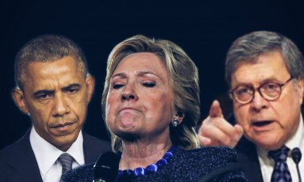 BREAKING: HILLARY CLINTON IN FULL PANIC MODE AFTER BILL BARR INDICTS 8 People For Illegally Funneling Millions In Foreign Money To Hillary's Campaign in 2016. SEE DETAILS
