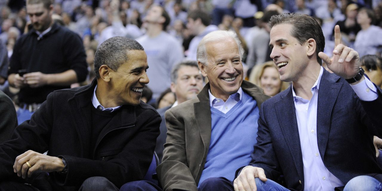 Hunter Biden Accused Of $156 Million Ukraine Money Laundering Scheme In Court Filing