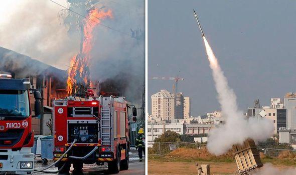 ISRAEL UNDER ATTACK AGAIN….. LIVE UPDATES! 12-7-19