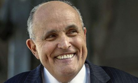Rudy Giuliani Can Barely Contain Himself Over His Ukraine Findings