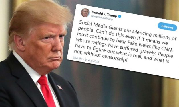 Exclusive: Twitter Caught Censoring President Trump's Account — Deleting Several Tweets from His Homepage