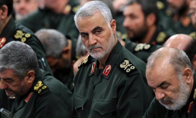 BREAKING – IRAN SAYS THEY ARE AT WAR WITH UNITED STATES!