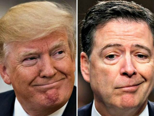 Donald Trump: 'DIRTY COP JAMES COMEY GOT CAUGHT' Setting up Michael Flynn