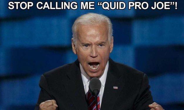 NEWLY LEAKED phone call of Joe Biden making Ukrainian a deal for 1 billion dollars in return for firing AG!! Quid Pro Joe …. say it isn't so!