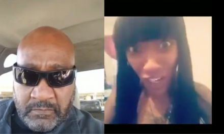 Black inner city woman tells BLM where to go! WARNING graphic language!
