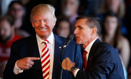 "HERE WE GO! Gen. Mike Flynn: ""Trump could order military to re-run the election in swing states"" !!!"