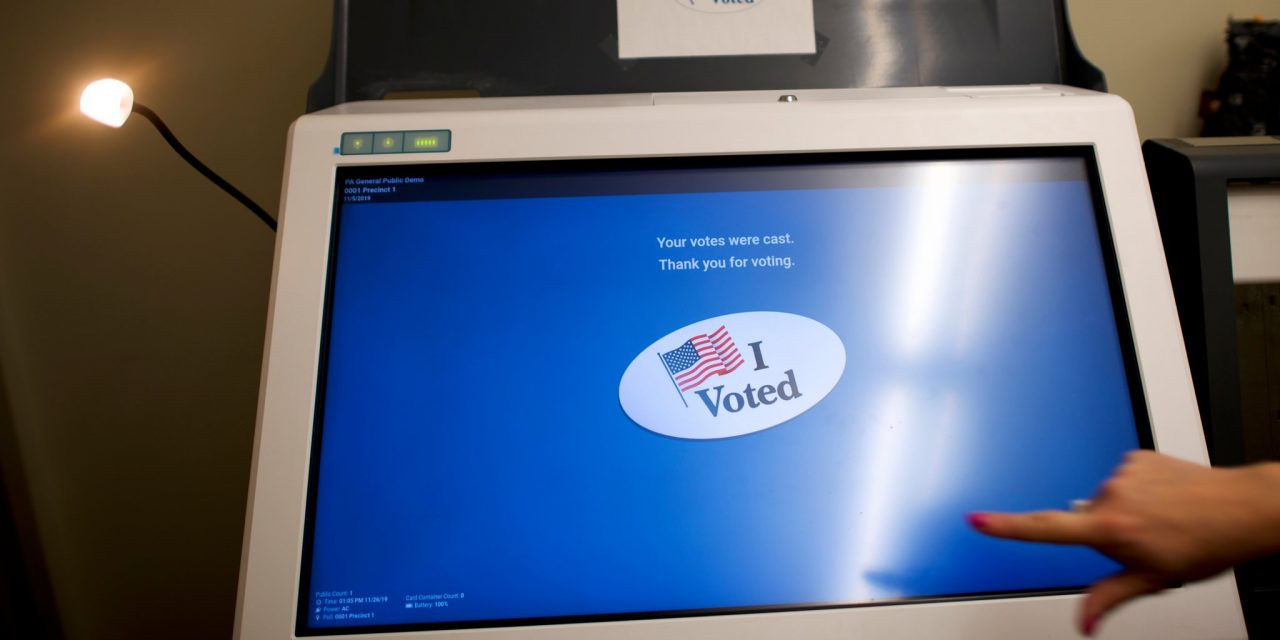 STARTLING EVIDENCE OF AN ELECTION HACKED. THIS HAPPENED YEARS AGO, AND IT IS WORSE ON TODAY'S MACHINES!