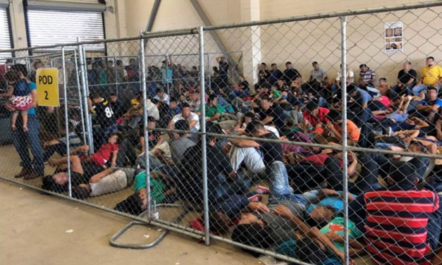 """Biden's """"CHALLENGE"""" is a humanitarian CRISIS – Senator Cruz exposes the lie with video and a visit."""
