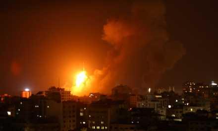AIRSTRIKES IN GAZA 3-23-21