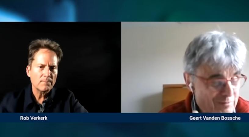 """Geert Vanden Bossche new interview on Vaccine dangers: """"Please do listen to my cry of distress!!"""""""