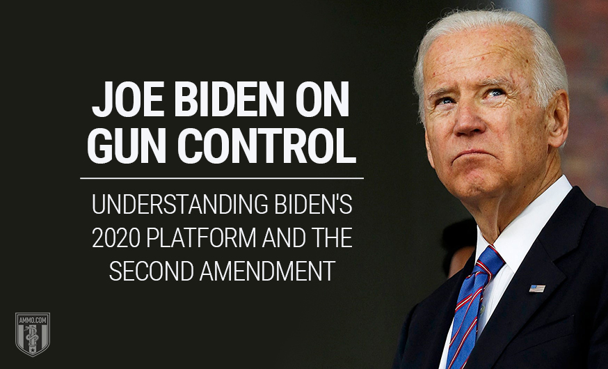 """BREAKING: Biden calls for a ban on """"assault weapons"""" and """"high-capacity magazines"""""""