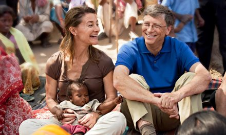 BILL & MELINDA GATES DIVORCING … After 27 Years of Marriage
