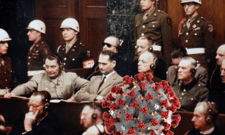 W.H.O. and C.D.C.  – The New Nuremberg Trials 2021 [Crimes against humanity] – Please Share this info!