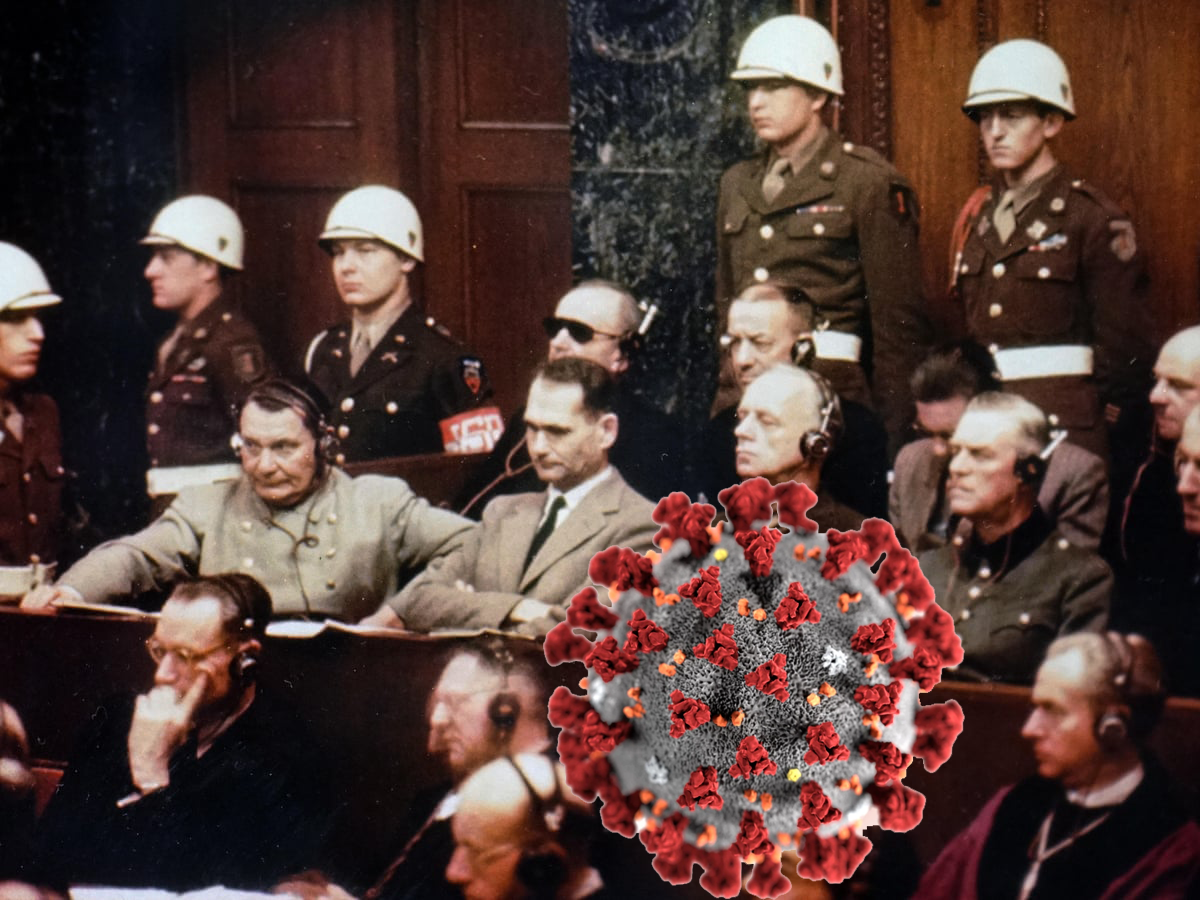 W.H.O. and C.D.C. - The New Nuremberg Trials 2021 [Crimes against humanity] - Please Share this info! - The Blazing Press