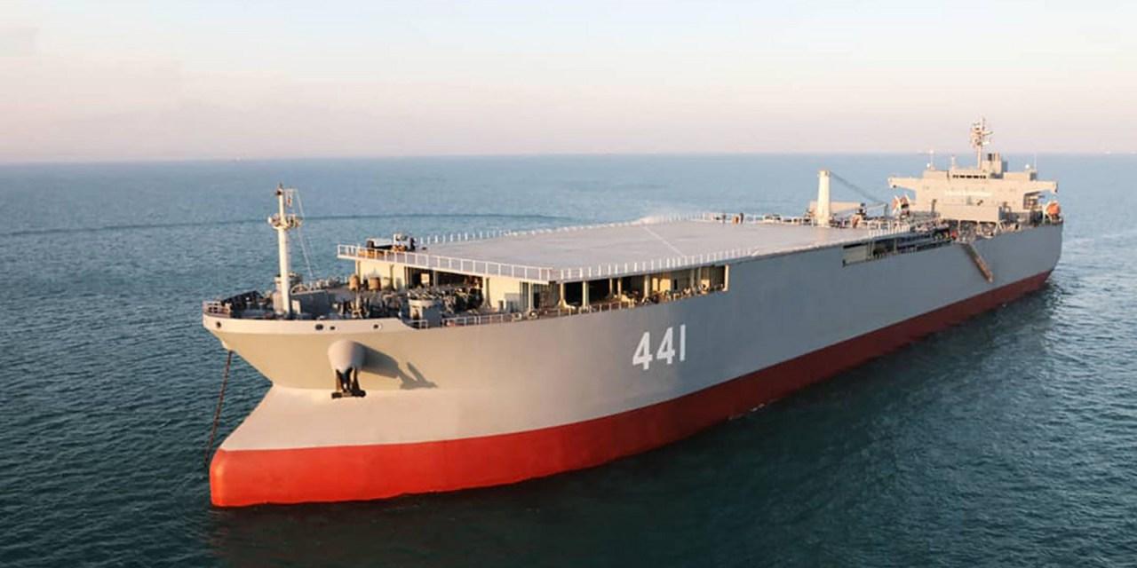 BREAKING – U.S. monitoring Iranian warships that may be headed to Venezuela