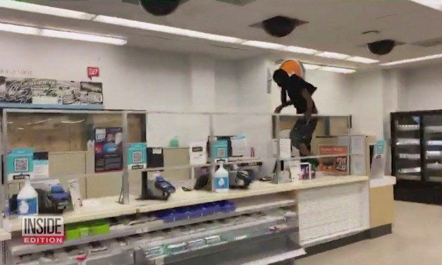 San Francisco California SHOPLIFTING pandemic: Blatant theft captured on video shows why retailers are being driven out (Watch)