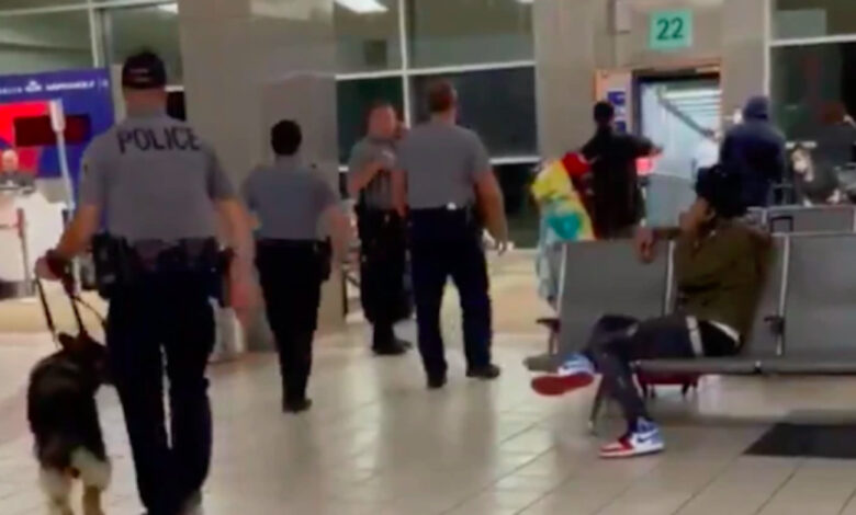 BLM activist Stephon Jamar Duncan Threatened to 'Take Down' Flight