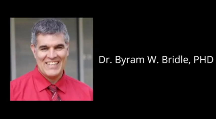 """Dr Byram W. Bridle, PHD – """"Scary, ominous public disclosure, SPIKE PROTEIN IS A TOXIN"""" Peer reviewed and soon to be public!"""