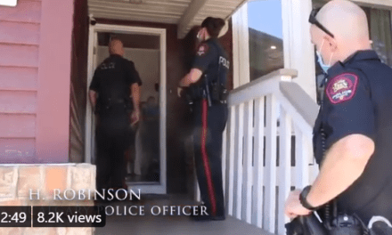 Christian pastor arrested after UNDERGROUND services in Canada. Police rip him from the arms of his family while children crying!
