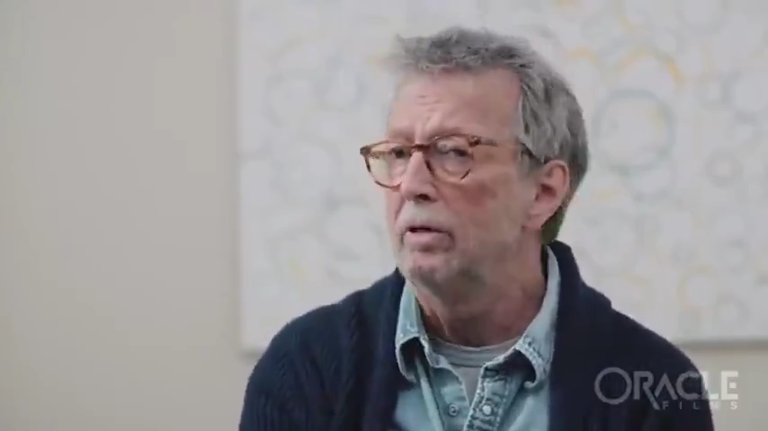 Eric Clapton and what happened to him